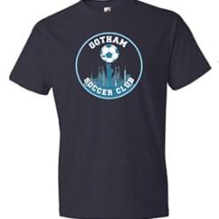 soccer gotham navy