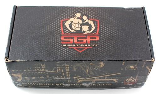 Super Gains Pack box