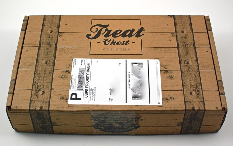 Treat Chest box