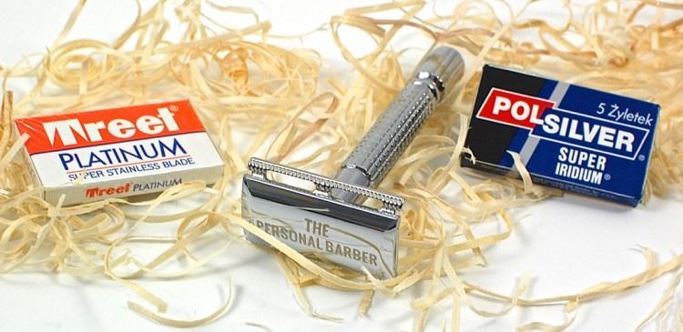 The Personal Barber razor