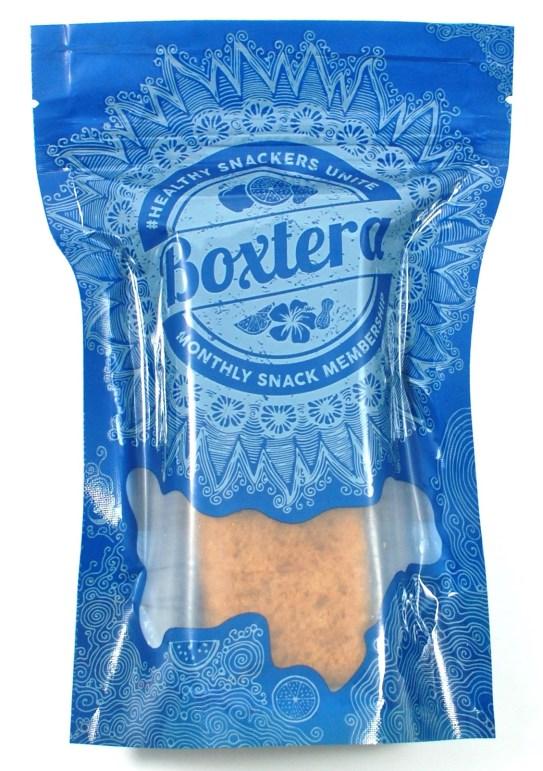 Boxtera wheat mango bars