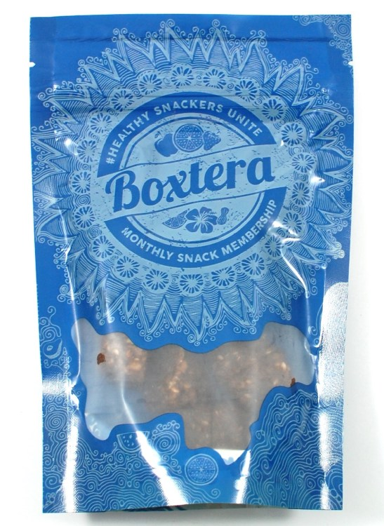Boxtera peanut butter chocolate bites
