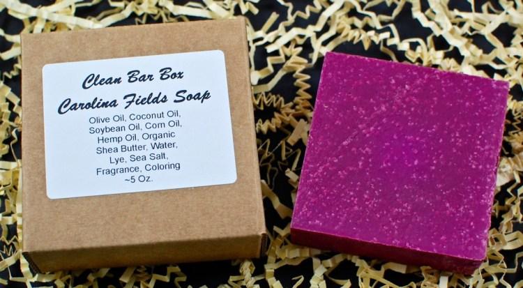 Carolina Fields soap