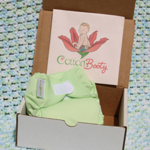 Just a Diaper Cotton Booty Box