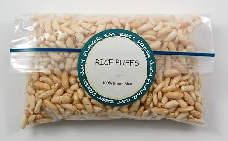 rice puffs