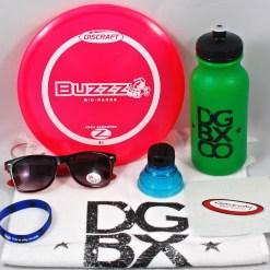 Disc Golf Box review