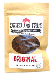 Dried and True