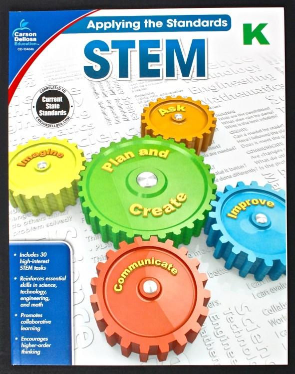 Applying the Standards STEM book