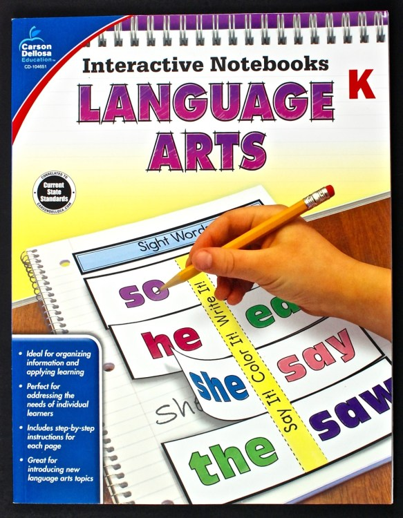 Language Arts Resource Book