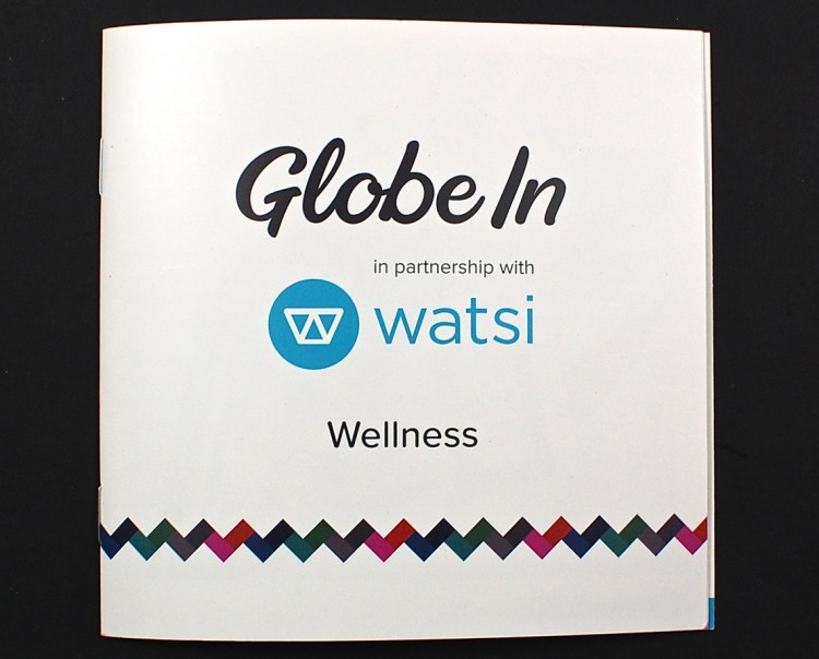 GlobeIn wellness box