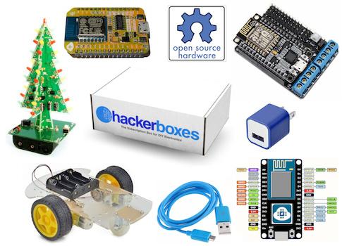HackerBox #0001