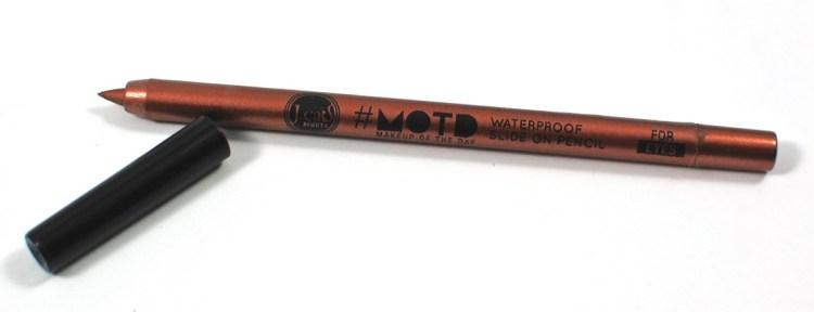 . Cat Beauty #MOTD Waterproof Slide on Pencil for Eyes in Bronze
