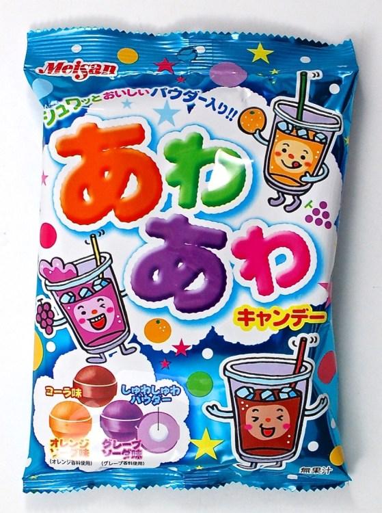 soda candy