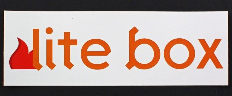 Lite Box sticker