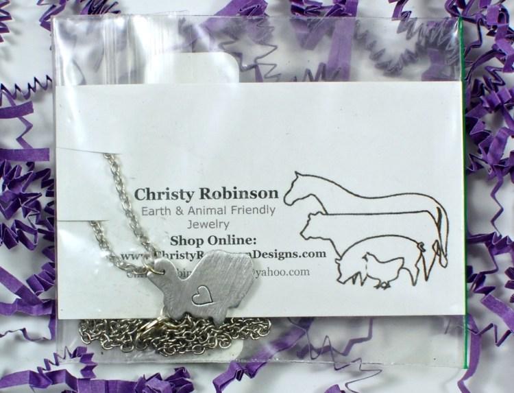 Christy Robinson necklace