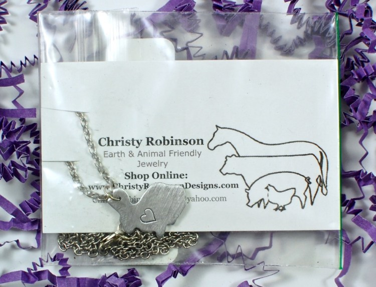 Christy Robinson necklace