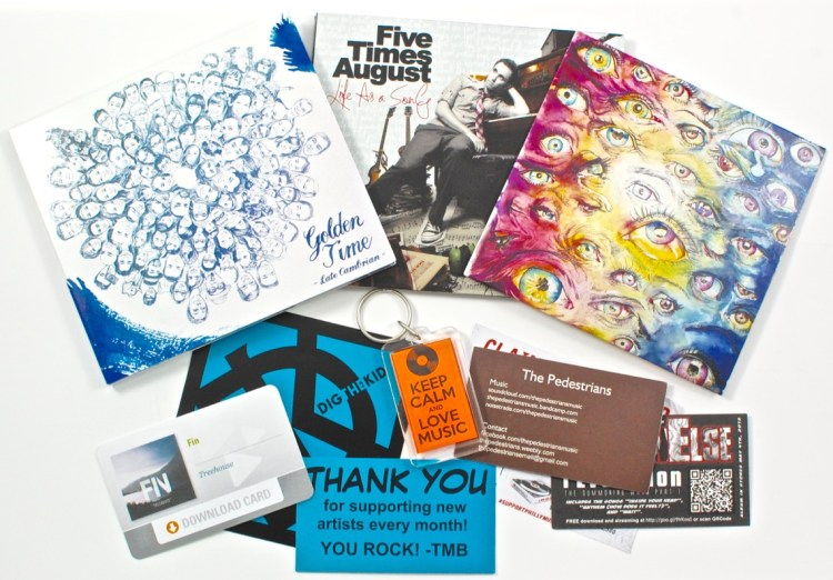 The Music Box August 2015 Review