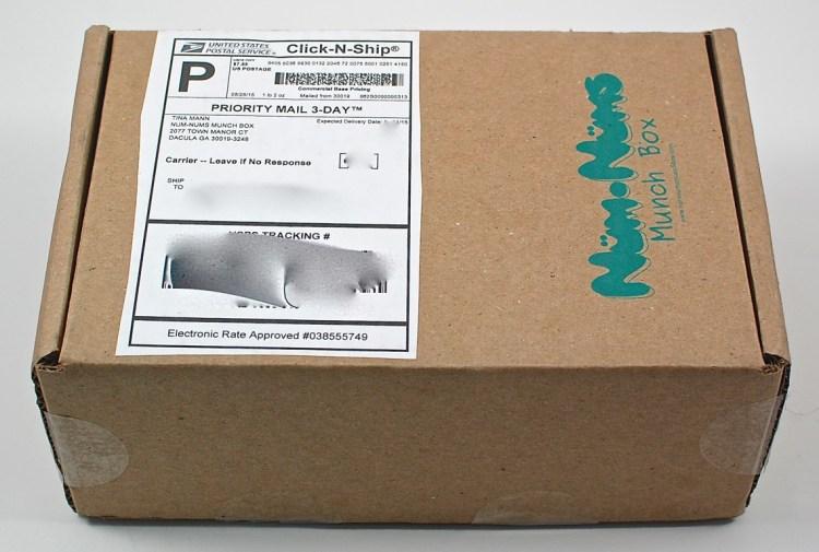 Num-Nums Munch Box
