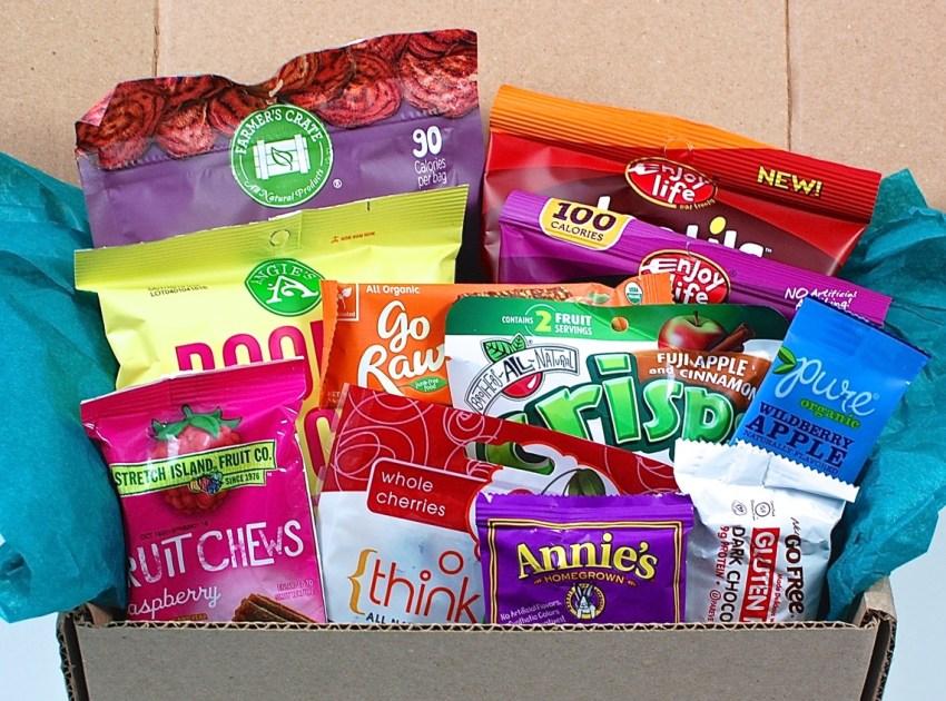 September 2015 Num-Nums Munch Box