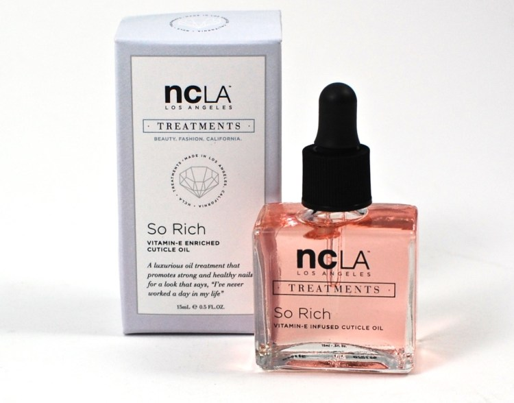 NCLA cuticle oil