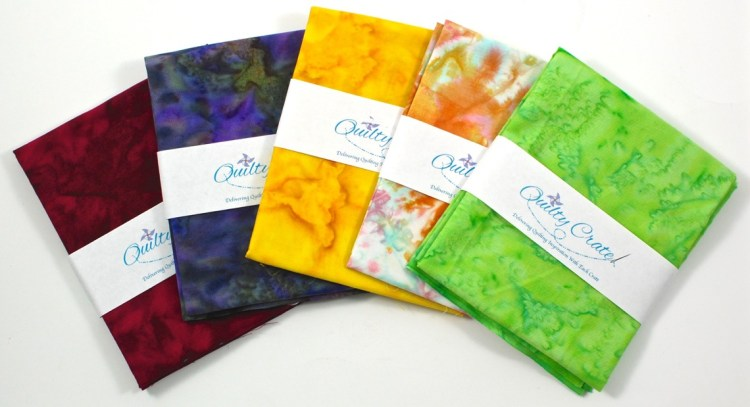 Quilty Crate fabric