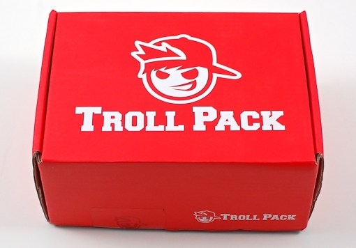 Troll Pack box