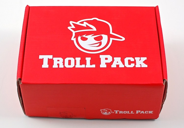 Troll Pack box