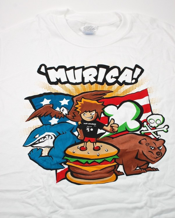 Troll Pack t-shirt