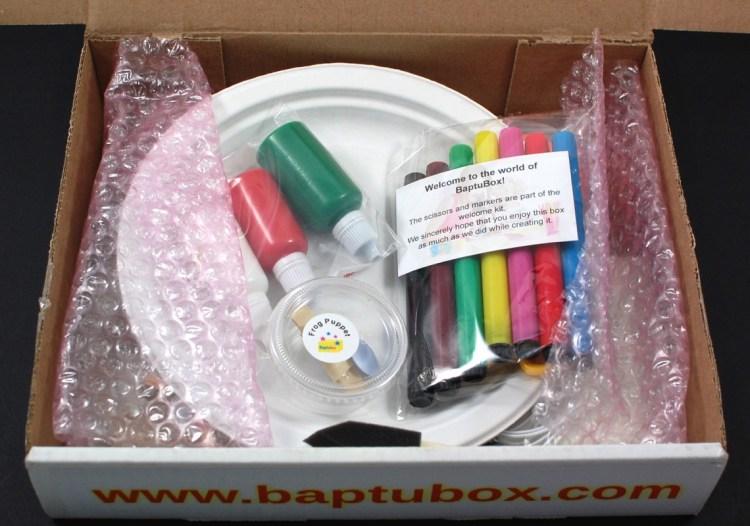 Baptu Box