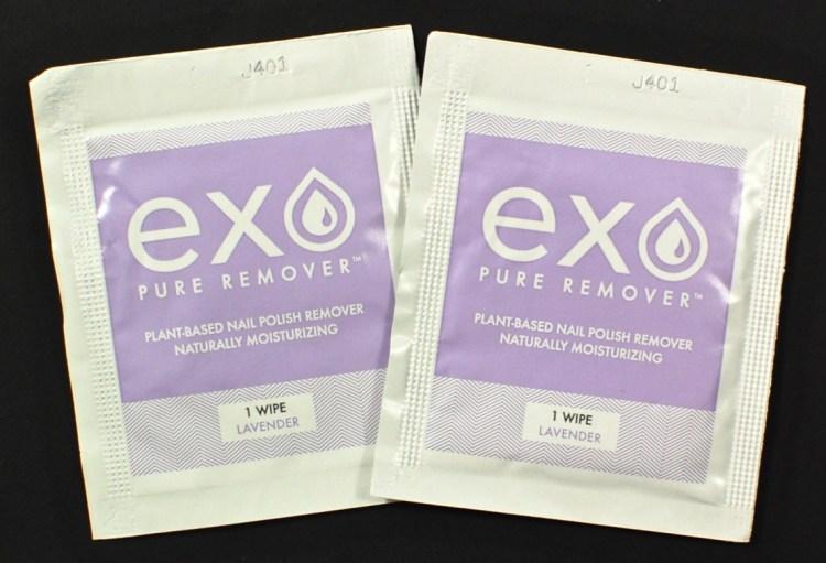 Exo polish remover