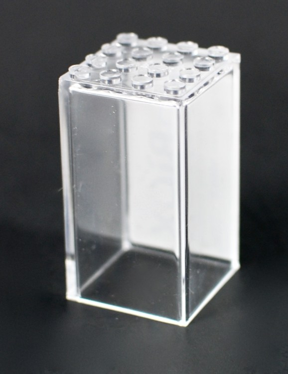 mini figure display box