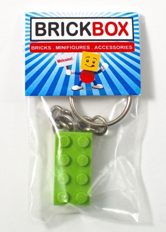 BRICKBOX keychain