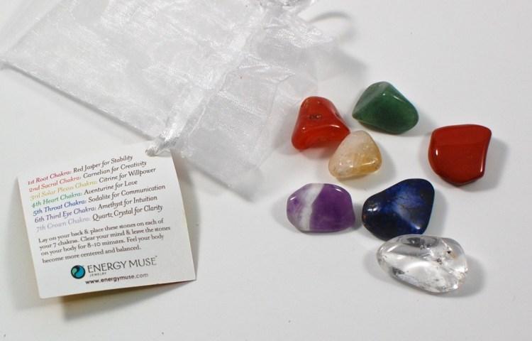 chakra healing bag