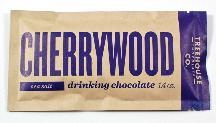 Cherrywood drinking chocolate