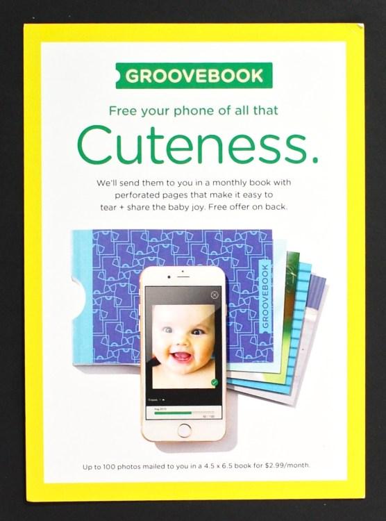 Groovebook offer