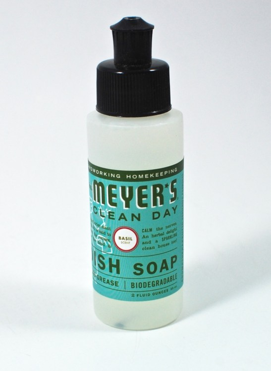 Mrs Meyers soap