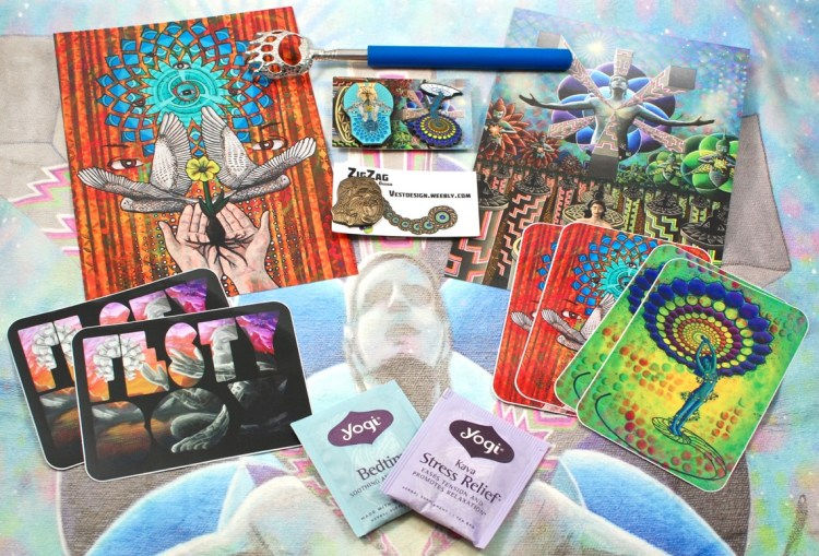 Festy Box August 2015 Music Festival Lifestyle Box Review