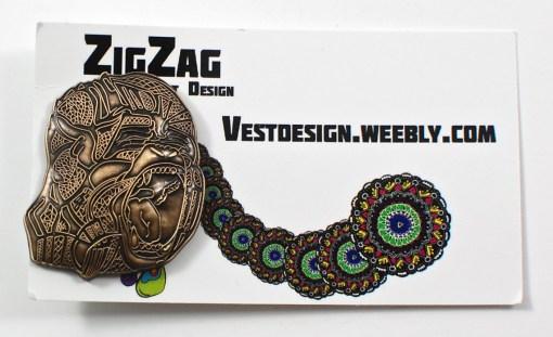 Festy Box pin
