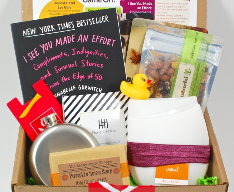 Konenkii Fall 2015 Subscription Box Review & Coupon Code