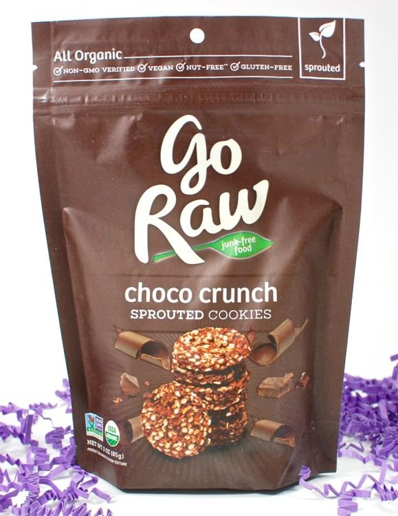 Go Raw Choco Crunch