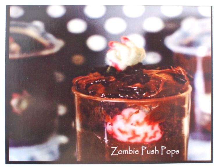 Zombie Push Pops