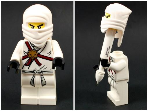 Lego Ninjago pen