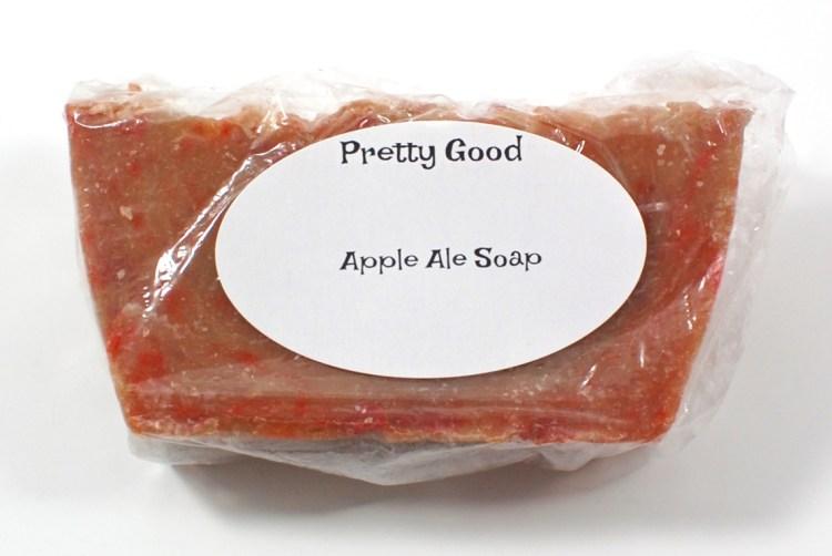 Apple Ale soap