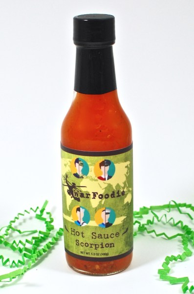 War Foodie hot sauce