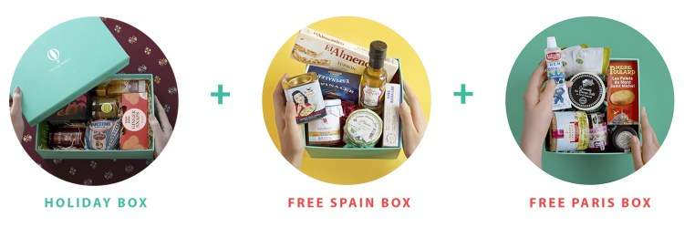 Try the World free box