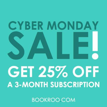 Bookroo Cyber Monday