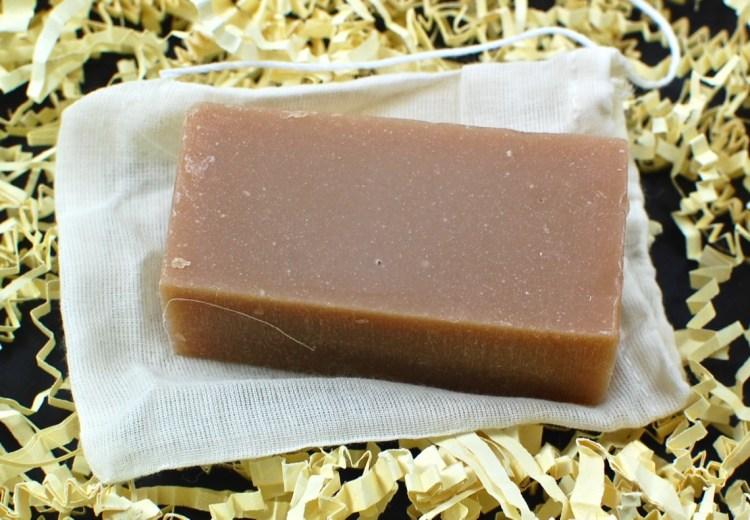 Almond Spice soap