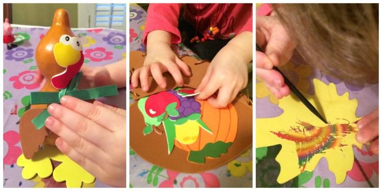 November 2015 Doodlebug Busy Bags review