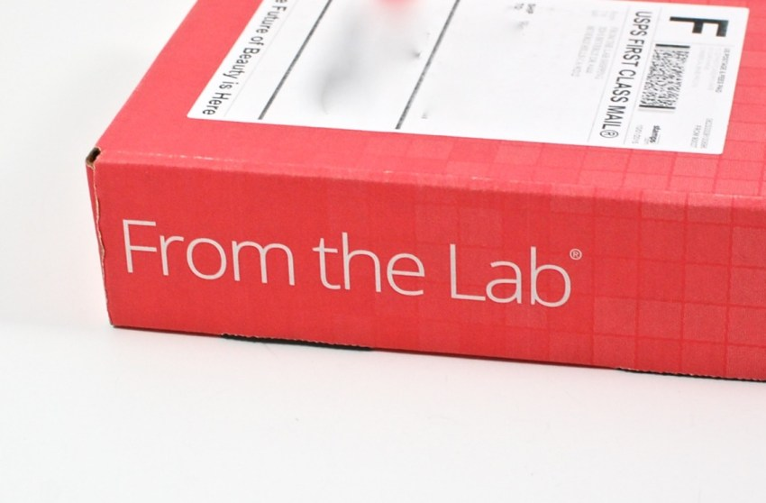 From the Lab box