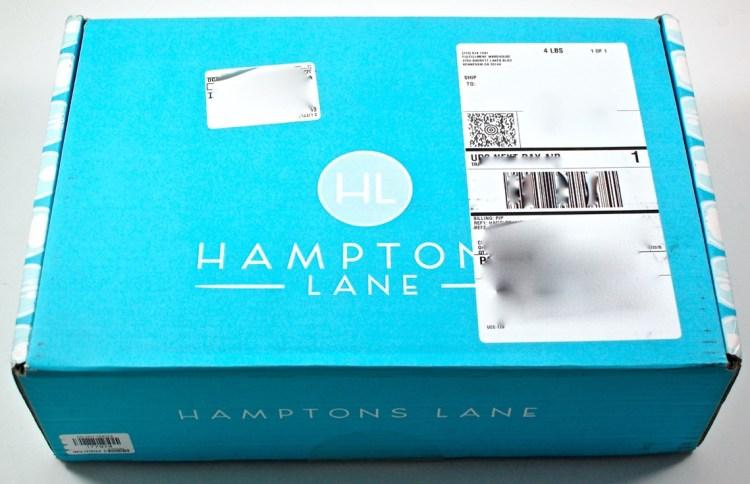 Hamptons Lane box